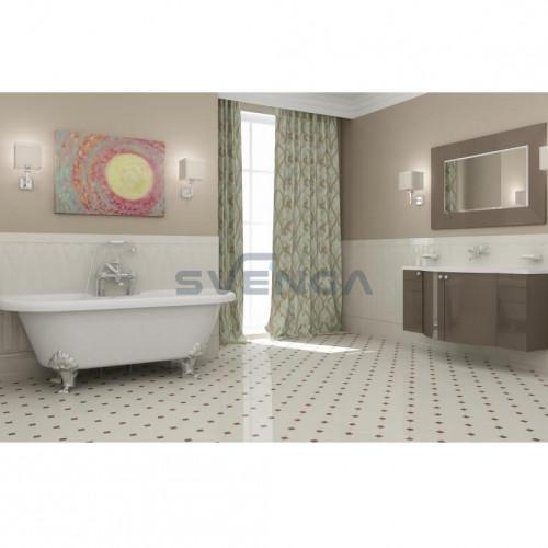 Vispool Astoria 1700x756 mm lieto akmens vonia