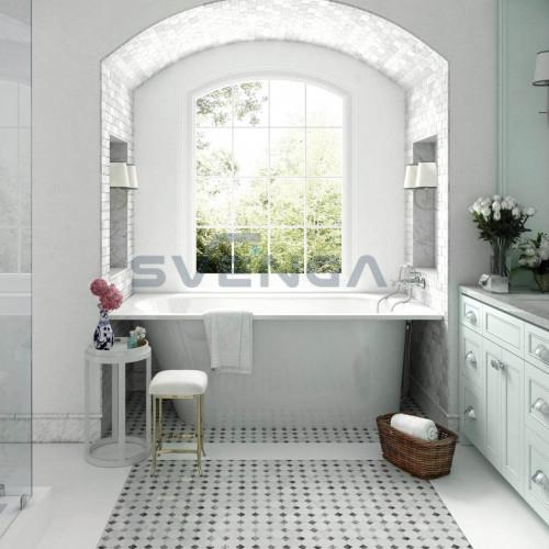PAA Vario Long 1700x750mm lieto akmens vonia