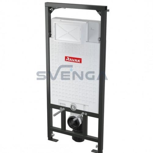 Ravak G/1200 potinkinis instaliacinis modulis įmontuojamas į gipskartonio konstrukcijas