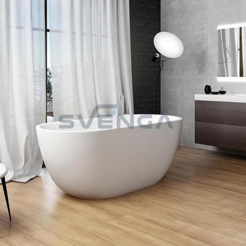 Balteco Halo lieto akmens vonia