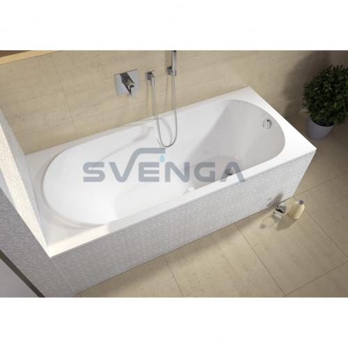 RIHO Future akrilinė stačiakampė vonia
