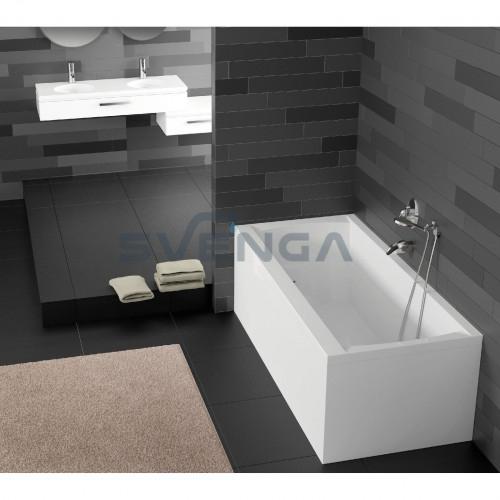 RIHO Julia akrilinė stačiakampė vonia