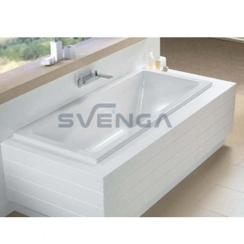 RIHO LUGO akrilinė stačiakampė vonia