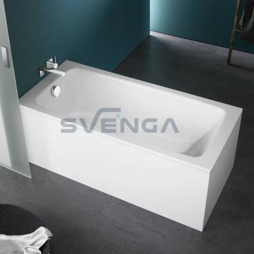 Kaldewei Cayono plieninė vonia su perl effect danga