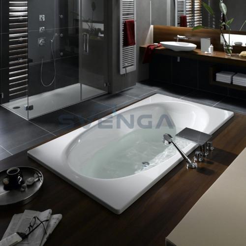 Kaldewei Ellipso duo plieninė vonia 1900x1000