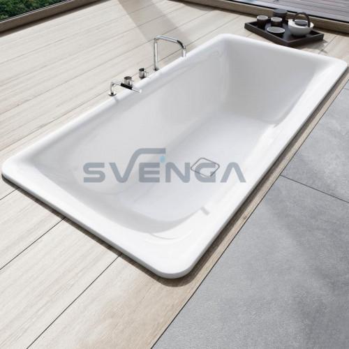 Kaldewei Incava plieninė vonia