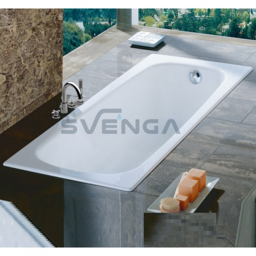 Roca Contesa plieninė vonia