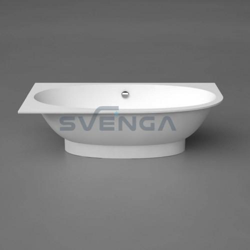 Vispool Gemma 3 1950x1010mm lieto akmens vonia