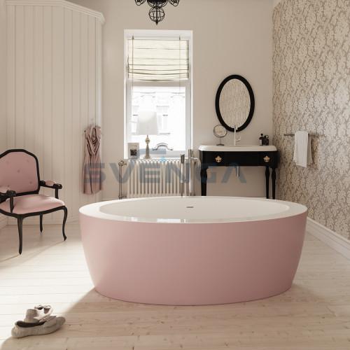 PAA Aria laisvai pastatoma akrilinė vonia 1740x840x600