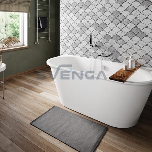 PAA Vario Grande 1850x800mm lieto akmens vonia