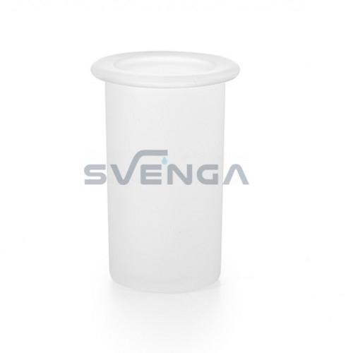 Vonios stiklinė Piega
