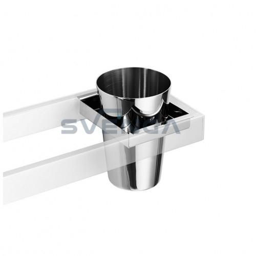 Metalinis dantų šepetukų dėklas Skuara