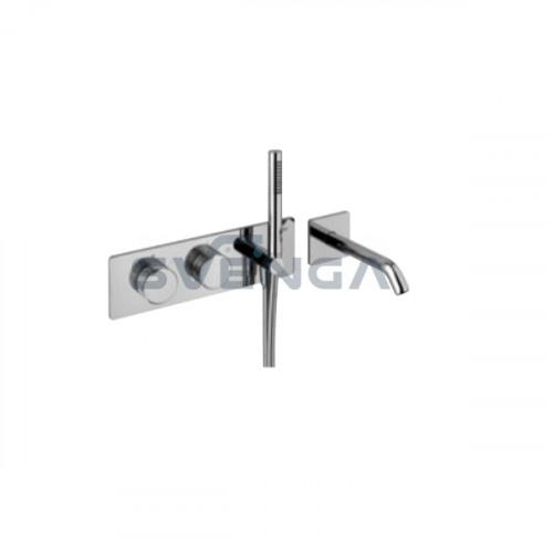 Alpi Portofino POL163VD termostatinis potinkinis vonios maišytuvas