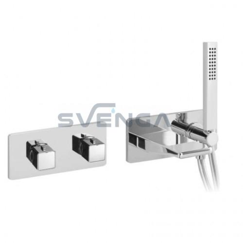 Alpi Naboo NA79L163VD termostatinis potinkinis vonios maišytuvas
