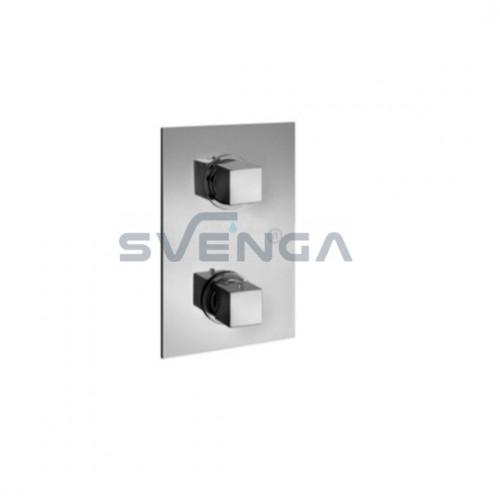 Alpi Infiniti IF44M163 termostatinis potinkinis dušo maišytuvas