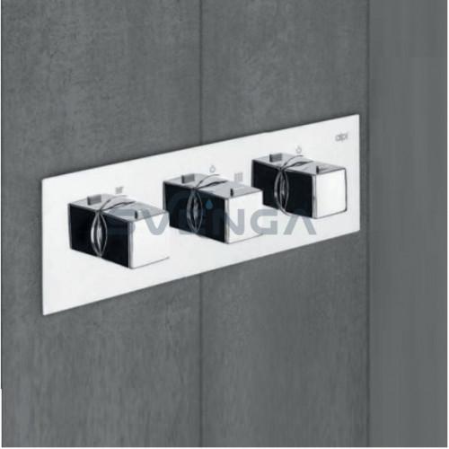 Alpi Una 18 UN18L169 termostatinis potinkinis dušo maišytuvas
