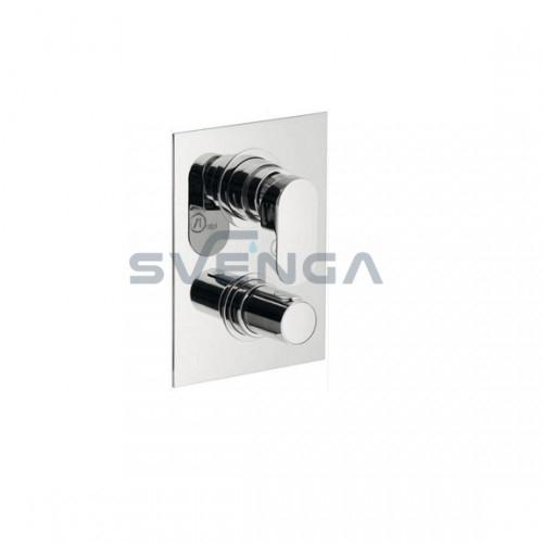 Alpi Glam GL62168 termostatinis potinkinis dušo maišytuvas 5 padėčių