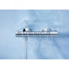 Grohe Grohtherm 800 + Tempesta 600 termostatinis maišytuvas su dušo komplektu