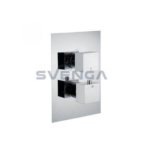 Flexdoccia Termostatici 32520 termostatinis potinkinis dušo maišytuvas