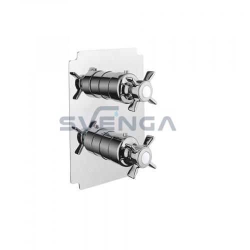 Flexdoccia Termostatici 21530 termostatinis potinkinis dušo maišytuvas