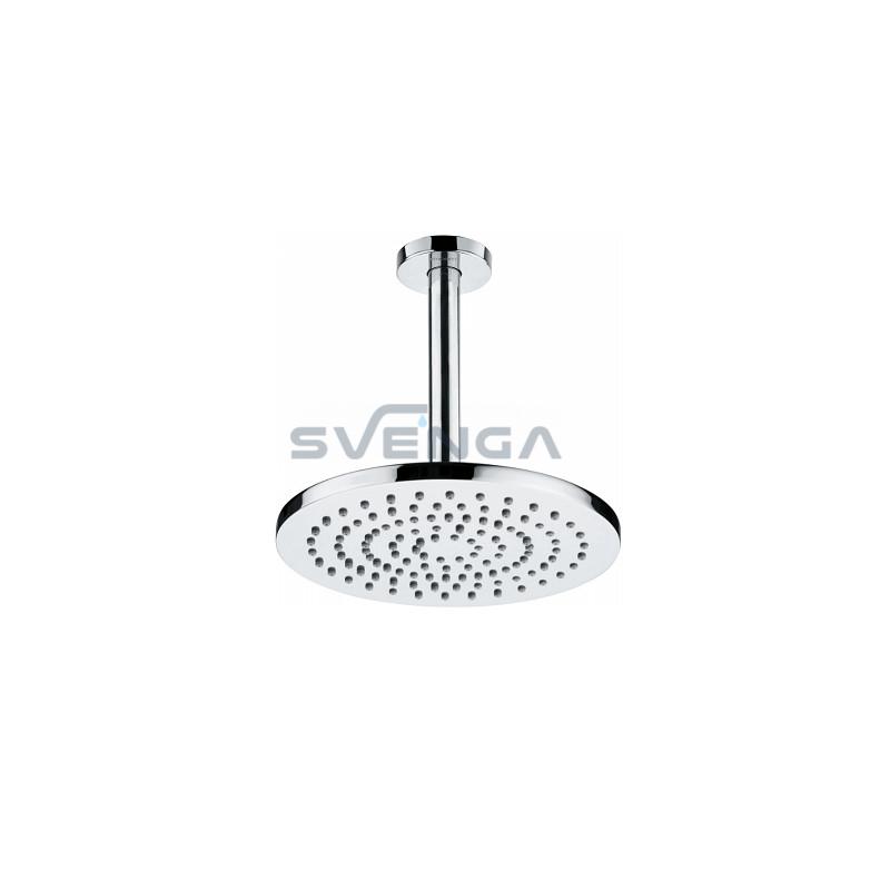 Flexdoccia Energy 647/20 dušo galva su laikikliu 30 cm tvirtinamu prie lubų